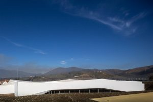 Centro de Alto Rendimento de Remo do Pocinho (spacialAR-TE, Álvaro Fernandes Andrade) © Fernando Guerra | FG + SG