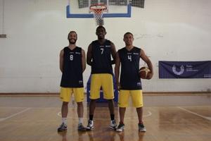 Equipa masculina da U.Porto sagra-se campeã nacional de basquetebol 3x3.