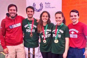 Campeonato Nacional Universitário (CNU) de Taekwondo 2015