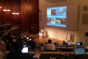 U.Porto apresenta no Seminário da FISU o caso prático do Campeonato do Mundo de Voleibol de Praia 2014.