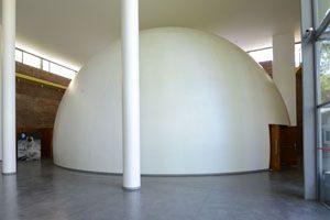 Planetário do Porto (cúpula)