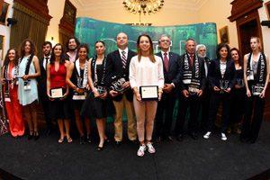 Gala do Desporto da U.Porto 2015 | vencedores