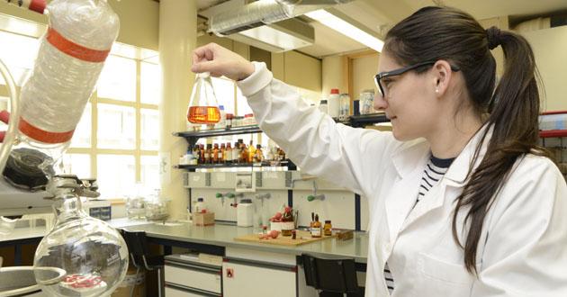 Investigação FCUP, Química (destaque)