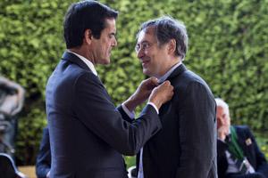 Adélio Mendes, Medalha CMP 2015