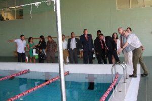 Visita de Delegação de Timor-Leste à FADEUP