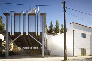 Auditório Audiovisual de Portalegre - Correia/Ragazzi + Souto de Moura
