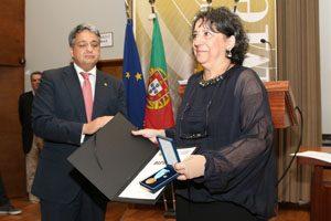 FMUP |  Medalha de Serviços Distintos Grau Ouro do Ministério da Saúde