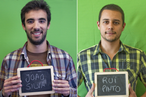 João Silva e Rui Pinto primeiro e segundo lugares, respetivamente, do Prémio REN'15,