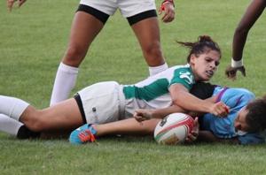Catarina Ribeira sagrou-se vice-campeã europeia universitária de Rugby.
