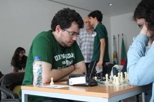 Jorge Ferreira é o número 1 do Ranking Nacional de Xadrez.