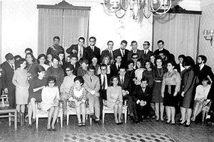 Festa de Caloiros - Lar Nuno Álvares (1966)