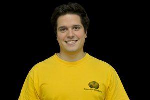 Kelwin Correia, investigador do INESC TEC e estudante do programa doutoral MAPi, é um dos investigadores do projeto.
