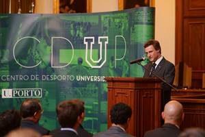 Bruno Almeida é diretor do Centro de Desporto da Universidade do Porto desde 2013.