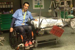 David é estudante do 6º ano da Faculdade de Medicina da U.Porto.