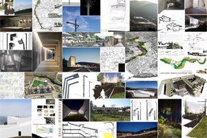 O Centro de Alto Rendimento de Remo do Pocinho é um dos projectos da autoria de Álvaro Fernandes Andrade e está nomeado para o '2016 German Design Award - Excellent Communications Design', na categoria de novos edifícios.
