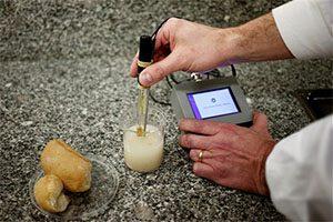 Medidor/doseador de sal portátil (FEUP e FCNAUP)