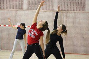 Programa UPFit, Yoga, CDUP-UP