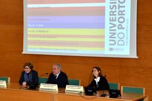 Apresentação da Universidade do Porto, da FFUP e do programa Erasmus