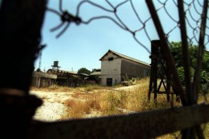 Os sistemas vão ser validados em minas com condições exigentes: a mina de urânio Urgeiriça em junho de 2018 (Viseu, Portugal), crédios foto: Público