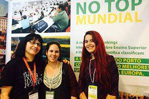 U.Porto no Brasil, Salão do Estudante 2016