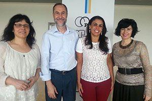 U.Porto no Brasil, visita à USP