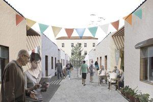 Maria Abreu considerou que para o Concurso as ilhas da cidade do Porto poderiam ser um bom caso de projecto (c) DR