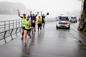 Apareça às segundas-feiras e corra com o grupo de corrida da Universidade do Porto.