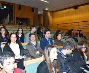 O Projeto SEI contou com a participação dos Professores da FFUP dos Departamentos de Ciências Biológicas e de Ciências Químicas