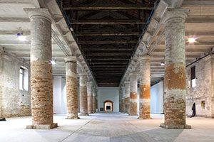 Bienal de Veneza, Corderie