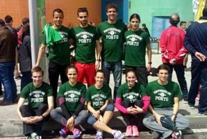 Equipa da U.Porto de Atletismo Estrada sagra-se bicampeã nacional universitária.