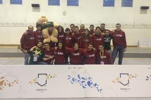 Equipas de Esgrima e Judo são as primeiras a pisar os palcos dos CNU's 2016.