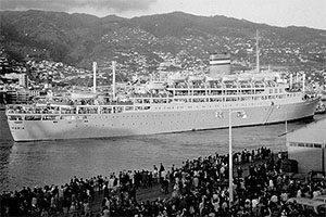 navio Santa Maria (sequestro)