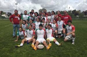 Rugby 7s feminino da U.Porto é tricampeã nacional. Masculino fica em 2º lugar.