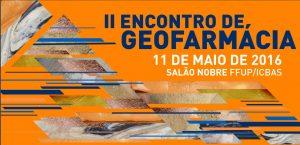 Um evento que se propõe discutir a inovação e o futuro da Geofarmácia