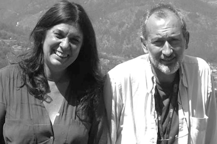 Raquel Seruca e João Sanches, coordenadores das equipas de investigação