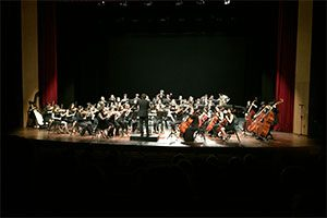 Orquestra Clássica da FEUP no Encontro Euro Regional de Música e Artes Cénicas