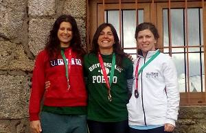 Cristina Coutinho é a nova campeã nacional de Trail e Ângela Carvalho vie-campeã.