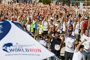 Wings for Life World Run Porto