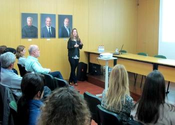 O primeiro workshop do projeto decorreu em maio e contou com cerca de 55 participantes
