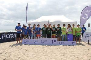 U.Porto vence troféu coletivo no Bodyboard.