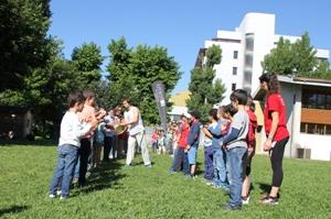 UPFit Kids do CDUP-UP no Dia Mundial da Criança