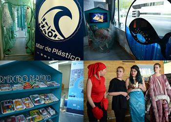 Estudos recentes mostram que mais de 8 milhões de toneladas de plástico vão parar aos oceanos
