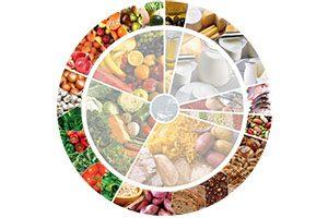 Roda da Alimentação Mediterrânica