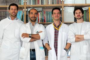 Daniel Vasconcelos, Nuno Tomada, Miguel Luz Soares, António Ferreira