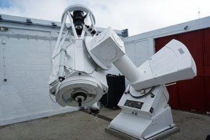 Grande Telescópio do Observatório Astronómico Prof. Manuel de Barros da Universidade do Porto