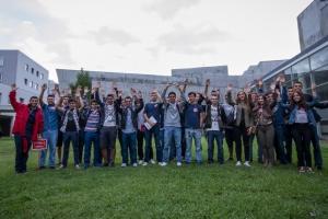 Receção aos Novos Estudantes 2015 (foto: João Saramago)