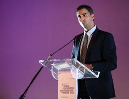 Fernando Remião, pró-reitor da Inovação Pedagógica e Desporto