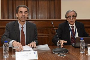 Congresso da Universidade do Porto 2016 | Manuel Heitor e Sebastião Feyo de Azevedo