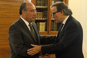 Manuel Barros, Diretor dos SASUP, tomada de posse