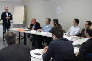CINTESIS recebeu a reunião do projeto Helium no dia 11 de novembro
